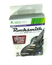 XBox 360 Rocksmith 2014 All-New Edition Sealed in Box - $64.34