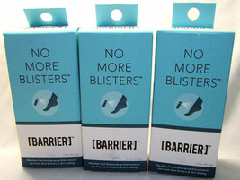 3 ea Barrier 4 No More Blisters Blister Prevention Foot Spray 1.5 oz exp... - $10.99