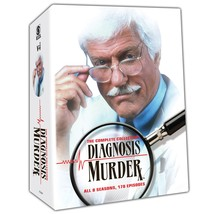 Diagnosis Murder// Complete Collection/8 Seasons 178 Episodes - $54.67