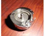 Pfaff 917 Hobbymatic Hook Assmbly w/2 Set Screws Works Used - £30.43 GBP