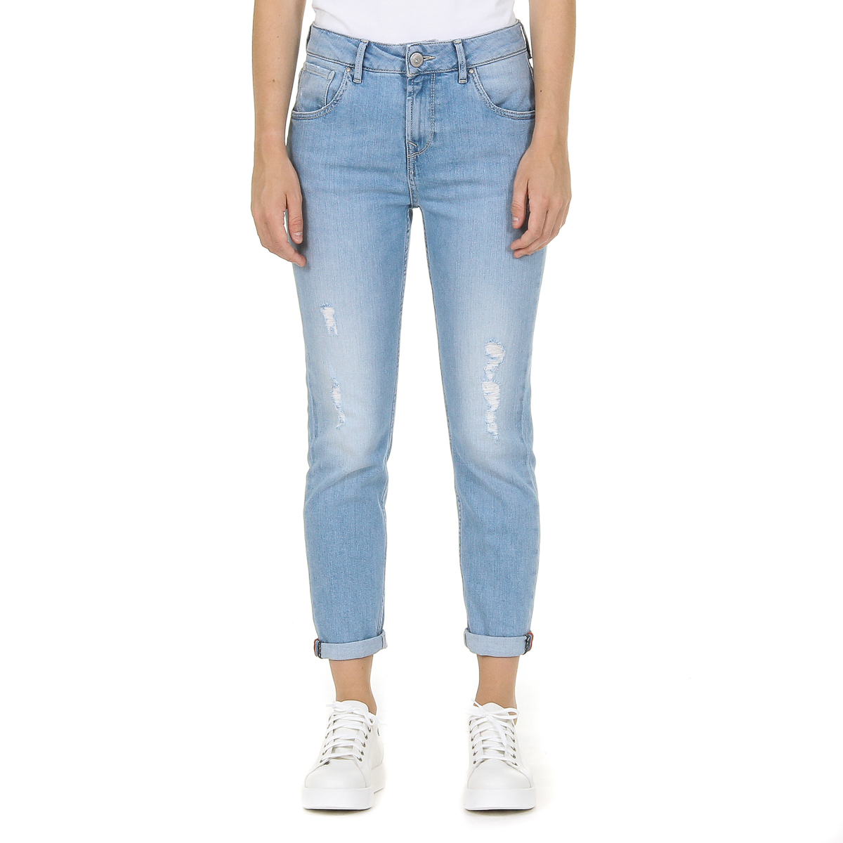 Primary image for Andrew Charles Womens Jeans Denim RACHEL