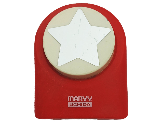 Marvy Uchida Star Punch #SJCP-02