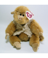Ty Attic Collectible MORGAN Tan Monkey design by Nola Hart 1993 NWT - $5.00