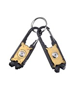 EDC 20 in 1 Multifunctional Combination Tool Portable Outdoor Keychain S... - €12,31 EUR