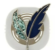 Bath Body Works Sparkly Feathers Scentportable Car Air Freshener Vent Clip - $6.55