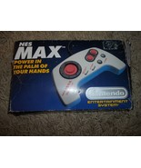 Nintendo NES Max Controller Original NES-027 **BOXED**Real Deal Not Chin... - $239.99