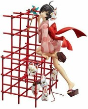 Fake Monogatari Araragi Tsukihi 1/8 scale PVC painted figure - $313.35
