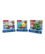 Disney Pixar Toy Story 4 Little People Jessie Rex Buzz Forky Bunny Ducky... - $36.62