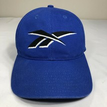 VTG Reebok Hat Snapback Cap 90s Big Logo Shaq Iverson Pump Blacktop Big Hurt - $19.99