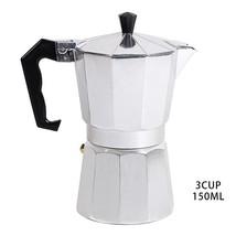Stove Top Espresso Coffee Maker Pot Mocha Latte Aluminum Uniware 1/3/6/9... - $8.07+