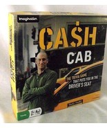Cash Cab Replacement Game NYC Manhattan New York City Box Insert Guide ONLY - $16.81