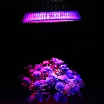 LED Plant Flower Grow Light 18W/28W/54W E27 Aluminum Efficient Full Spec... - $19.23