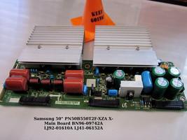 Samsung BN96-09742A (LJ92-01610A) X-Main Board - $32.73