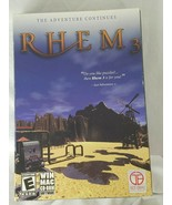 RHEM 3 The Adventure Continues WIN MAC CD-ROM Got Game Entertainment Unt... - $10.39