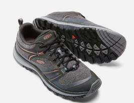 Keen Terradora Sz 8.5 M (B) EU 39 Women's Hiking Shoes Raven / Rose Dawn 1016775