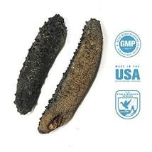 SB Organics Royal Black - Wild Caught Sea Cucumber Dried All Natural Nutritious