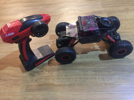 Bandi Toys Spider Monster Wireless RC Radio Controlled Remote Control Car Vehicl image 4