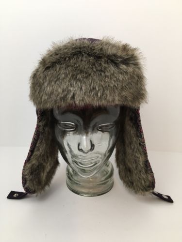 REI Winter Hat Bomber Earflaps Purple and 50 similar items. 12 586be5d91371