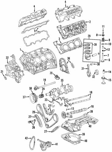 Genuine Mercedes-Benz Chain Guide 112-052-01-16