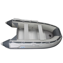 BRIS 9.8ft Inflatable Boat Yacht Tender Fish Raft Inflatable Dinghy WITH SEATBAG image 6