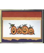THANKSGIVING Day Card-Handcrafted,Handmade;ENVELOPE;CELLOPHANE SLEEVE;4¼... - $9.99