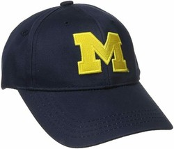adidas Michigan Wolverines Home Team Toddlers Hat - Navy - $23.36