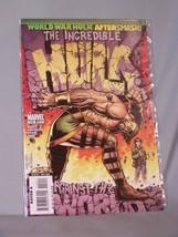 Marvel 112 WORLD WAR HULK Aftersmash, The Incredible Hulk Against The World - $2.53
