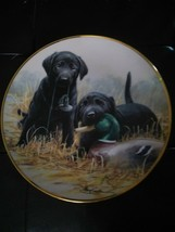 """Beginners' Luck"" # J9508 Randy McGovern for  Franklin Mint Collection & Hanger - $3.99"