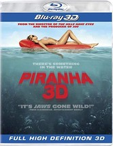Piranha [3D + Blu-Ray]