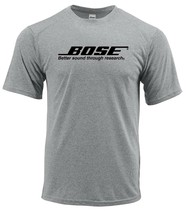 Bose dri fit graphic tshirt moisture wicking car speakers spf active wear tee thumb200