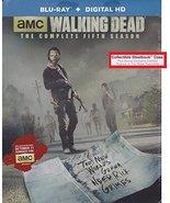 The Walking Dead: Season 5 - Steelbook [Blu-ray] - $44.08