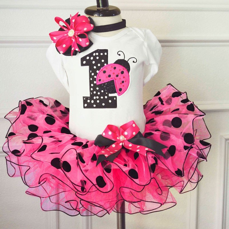 Baby Girls George Red Cute Flowers Ladybird Ladybug T-Shirt Age 18-24 Months