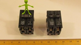 Circuit Breakers (2) Siemens 2 Pole 30A Type QP 120/240VAC I-T-E Circuit Breaker - $17.95