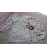 Juicy Couture Baby 2 Piece Ruffle Dress Set Angel 12-18 months - $44.54
