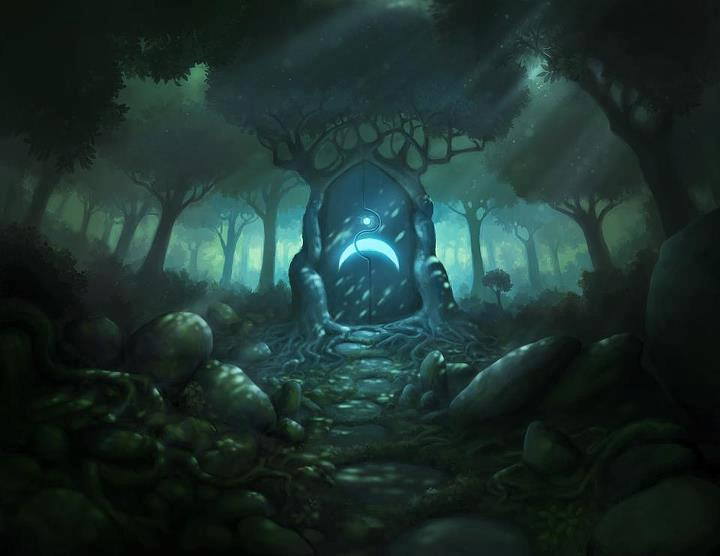 Haunted Ring Nature Fairy Animal Magic and 50 similar items