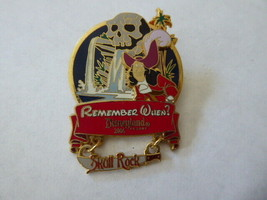 Disney Trading Pins 44223 DLR - Remember When 2006 Collection - Skull Rock (Surp - $46.75