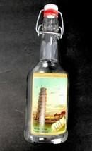 Flip Top Glass Wine Bottle Pisa Pise Label Grolsch Beugel Type Beer Bottle - $19.79