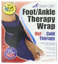 Elasto Gel Hot/Cold Wrap,foot and Ankle Wrap - $30.50