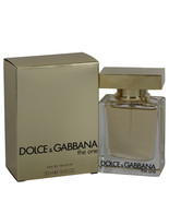 Dolce and Gabbana the one Eau De Toilette Spray (New Packaging) 1.6 oz - $65.00