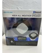 SoundLogic XT Aqua All Weather Bluetooth Splash Proof Shower Speaker(Black) - $16.82