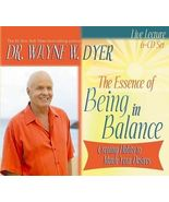 The Essence of Being in Balance : Creating Habits...by Wayne Dyer (CD)  - €19,49 EUR