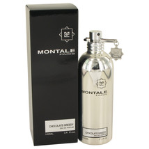 Montale Chocolate Greedy by Montale Eau De Parfum Spray (Unisex) 3.4 oz for Wome - $153.95