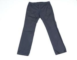 Bonobos Mens 36x34 Tuesday Slim Straight Fit Casual Flat Front Dress Pan... - $31.14