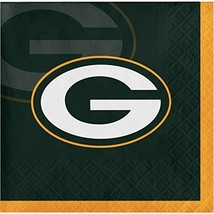 Green Bay Packers Beverage Napkins, 48 Count - $14.73