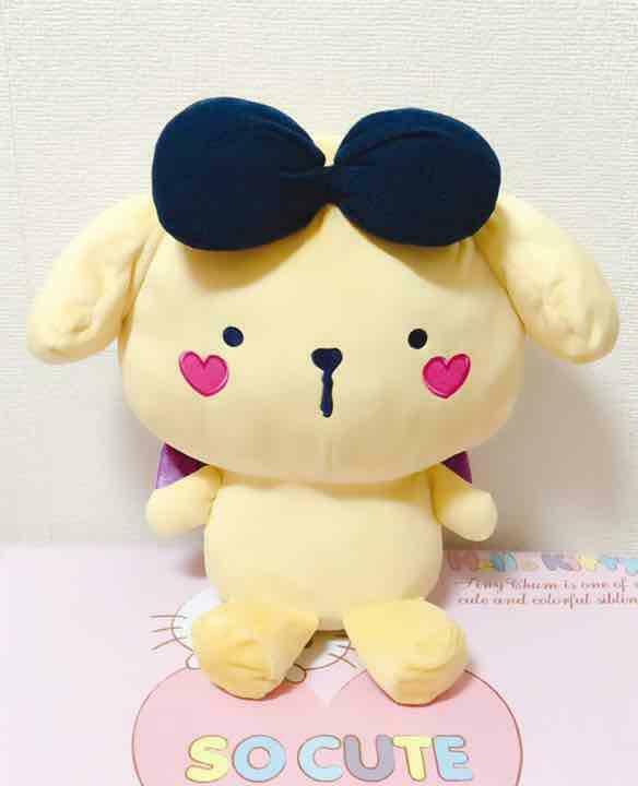Sanrio Cinnamoroll kawaii Koakuma 25cm plush stuffed doll Japan Limited