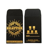 Original Black Gold Shatter Wax Extract Coin Fo... - $8.81