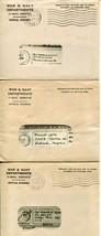 WWII USA Cover V-mail Postage Ration Book Stamps Army Military Collection image 2