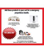 Legacy Premium Gluten Free Survival Food 360 Servings Bucket  Deluxe Bundle - $1,452.00