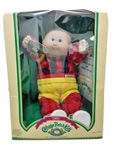 1985 Coleco Cabbage Patch Kids Doll Sports Outfit Bald Mike Richmond NRFB - $500.00