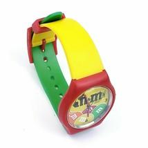 Vintage 1993 M & M Candy Collectable Quartz Wrist Watch - $15.20